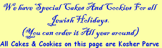 We have Special Cakes And Cookies For all 